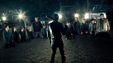 Cover The Walking Dead Test