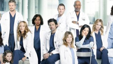 Grey's Anatomy Test