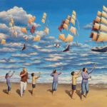 On the High Seas di Robert Gonsalves