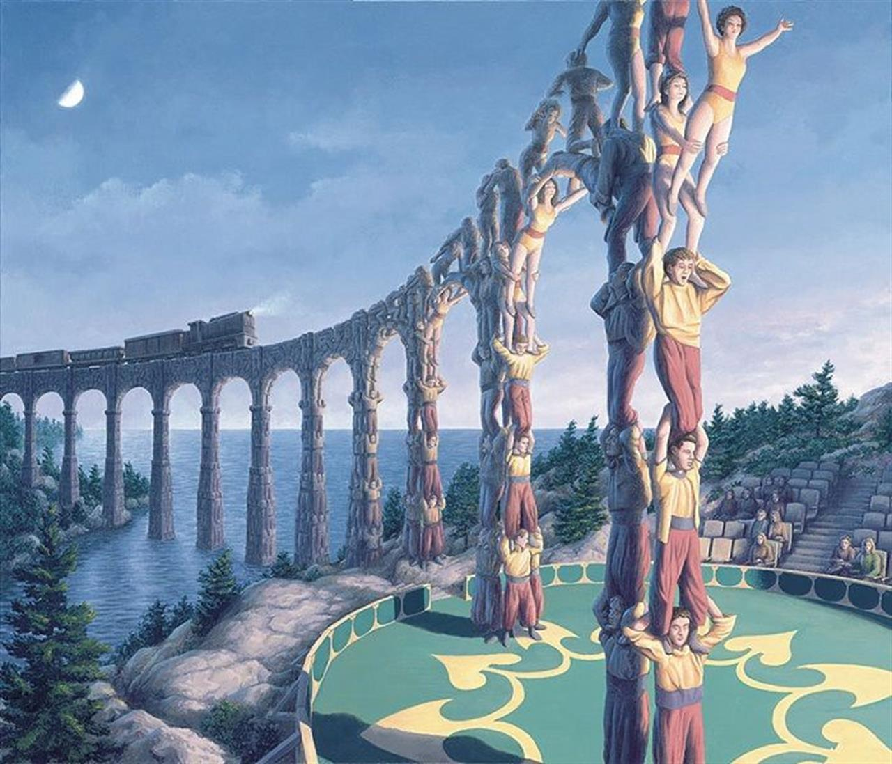 Acrobatic Engineering di Robert Gonsalves